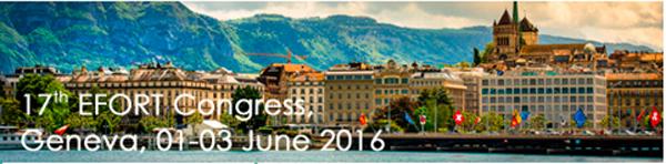 EFORT конгресс в Женеве