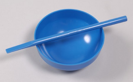 BOWL AND SPATULA
