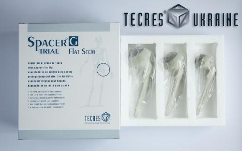 Подготовительный набор SpASER G TRIAL FLAT STEM