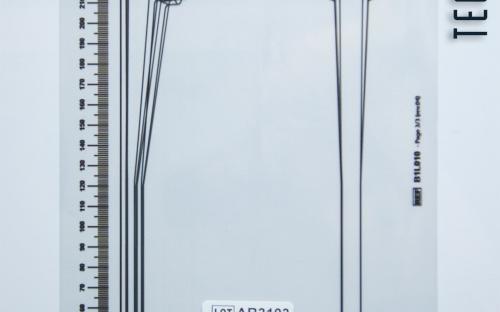 Шаблони для SpACER G XL TRIAL FLAT STEM