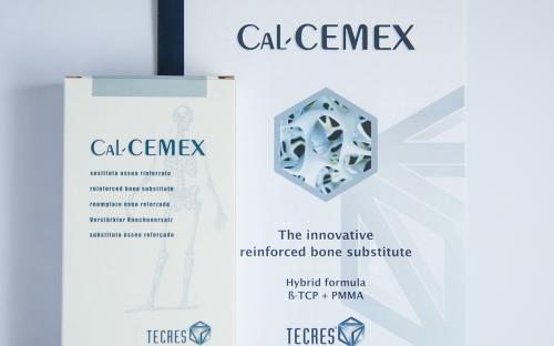Замісник кісткової тканини Cal-CEMEX®