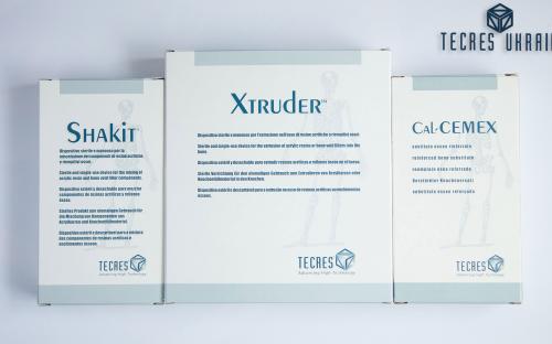 Заменитель костной ткани Cal-CEMEX® и аксессуары