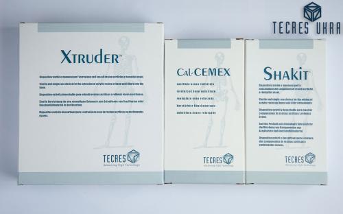 Замісник кісткової тканини Cal-CEMEX® та аксесуари