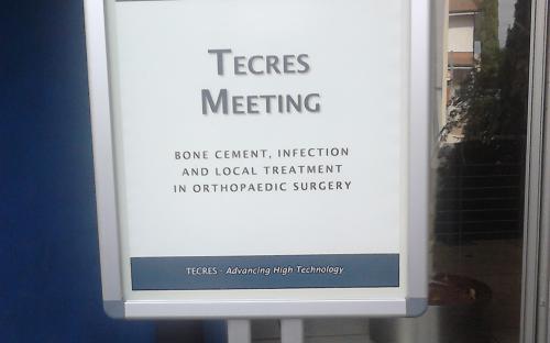 Научно-практическая встреча на Tecres